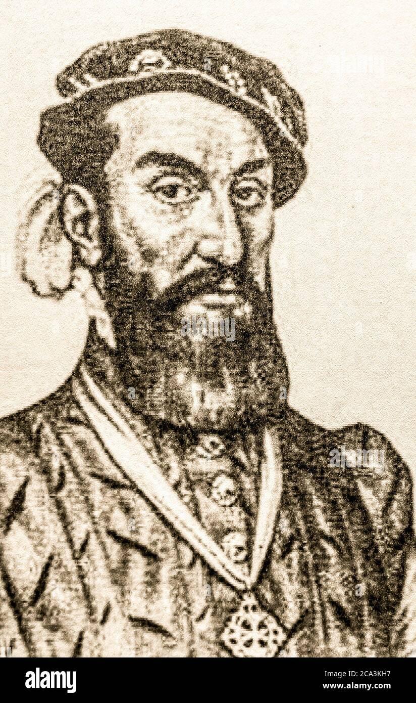De conquistador a esclavo: la odisea de Cabeza de Vaca, el