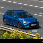Ford Focus St Line High Resolution Stock Photography And Images Alamy