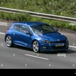 Volkswagen Scirocco High Resolution Stock Photography And Images Alamy