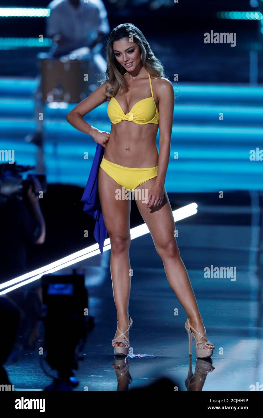 Demi-leigh Nel-peters : demi-leigh, nel-peters, South, Africa, Demi-Leigh, Nel-Peters, Competes, During, Universe, Pageant, Planet, Hollywood, Hotel-casino, Vegas,, Nevada,, November, 2017., REUTERS/Steve, Marcus, Stock, Photo, Alamy