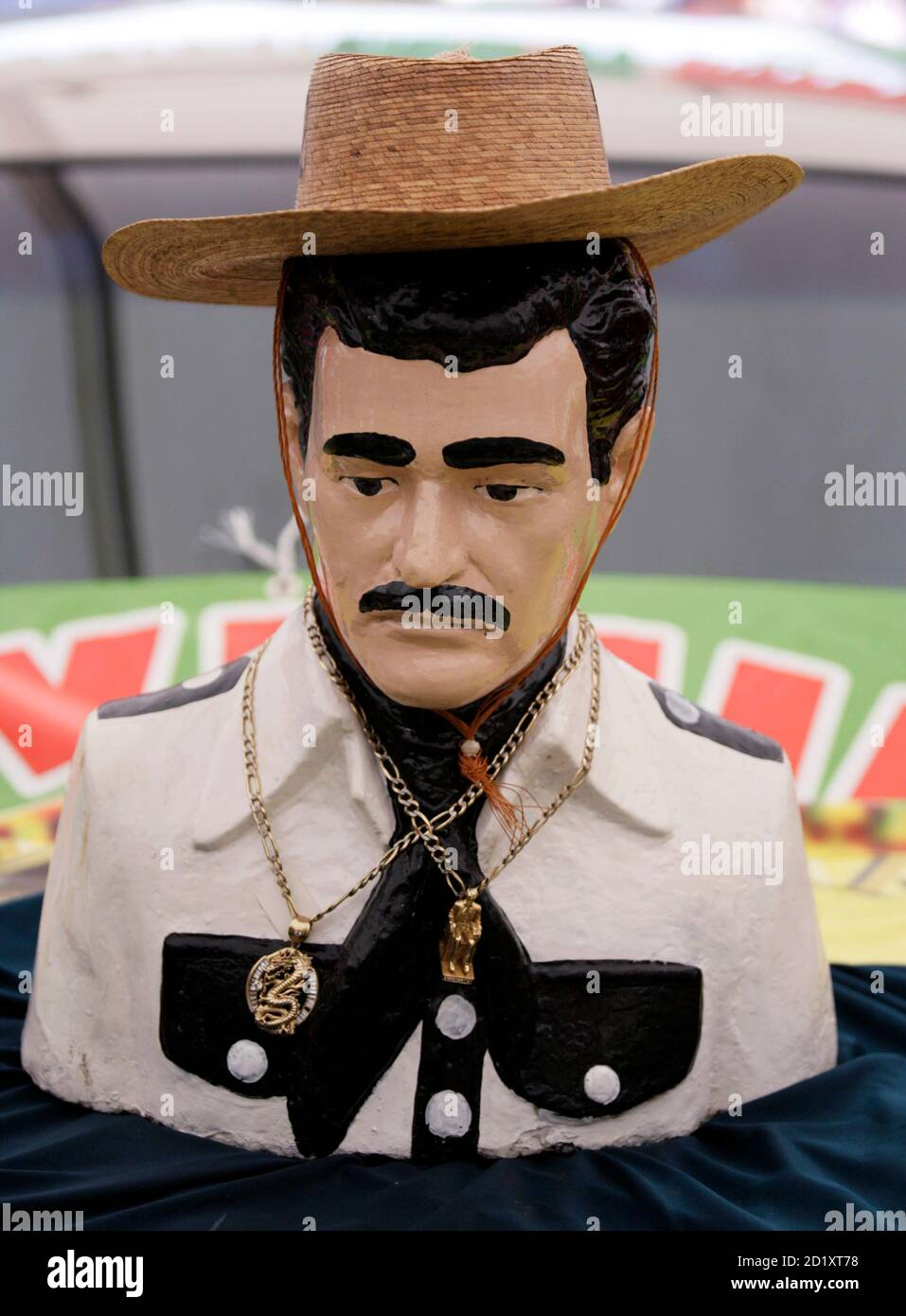 Jesus Malverde Wallpaper : jesus, malverde, wallpaper, Jesus, Malverde, Resolution, Stock, Photography, Images, Alamy