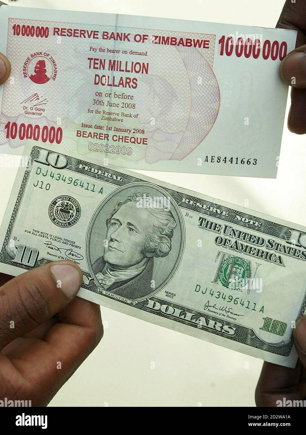 1 Usd To Zimbabwe Dollar : zimbabwe, dollar, Harare, Zimbabwe, Market, Resolution, Stock, Photography, Images, Alamy