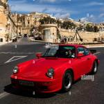 Red Porsche High Resolution Stock Photography And Images Alamy