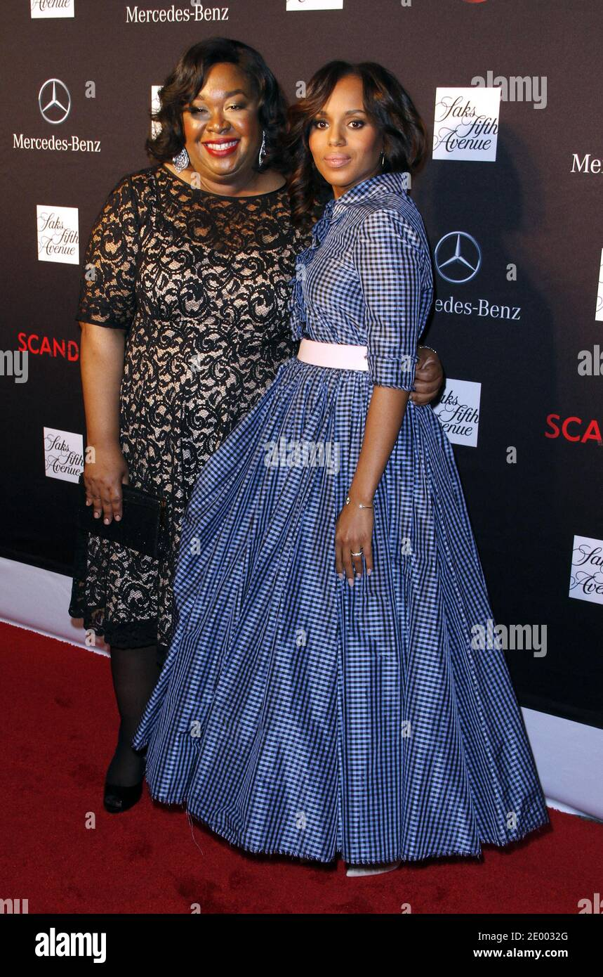Shonda Rhimes Before And After : shonda, rhimes, before, after, Shonda, Rhimes, Kerry, Washington, Attend, Scandal, Appearance, Fifth, Avenue, City,, October, 2013., Photo, Donna, Ward/ABACAPRESS.COM, Stock, Alamy