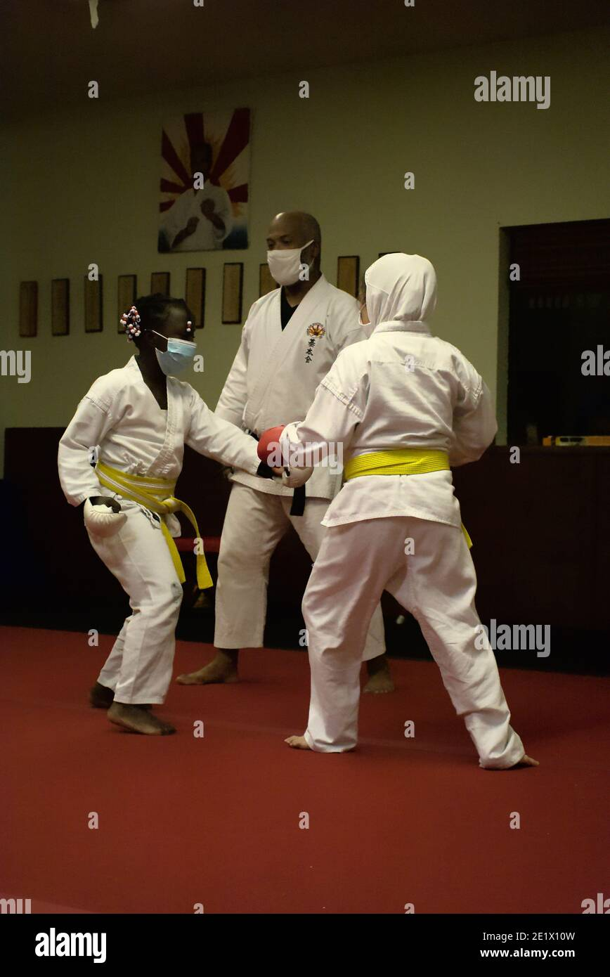 Alat Karate : karate, Karate, Picture, Resolution, Stock, Photography, Images, Alamy