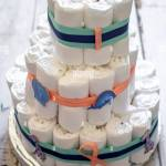 Diaper Cake High Resolution Stock Photography And Images Alamy