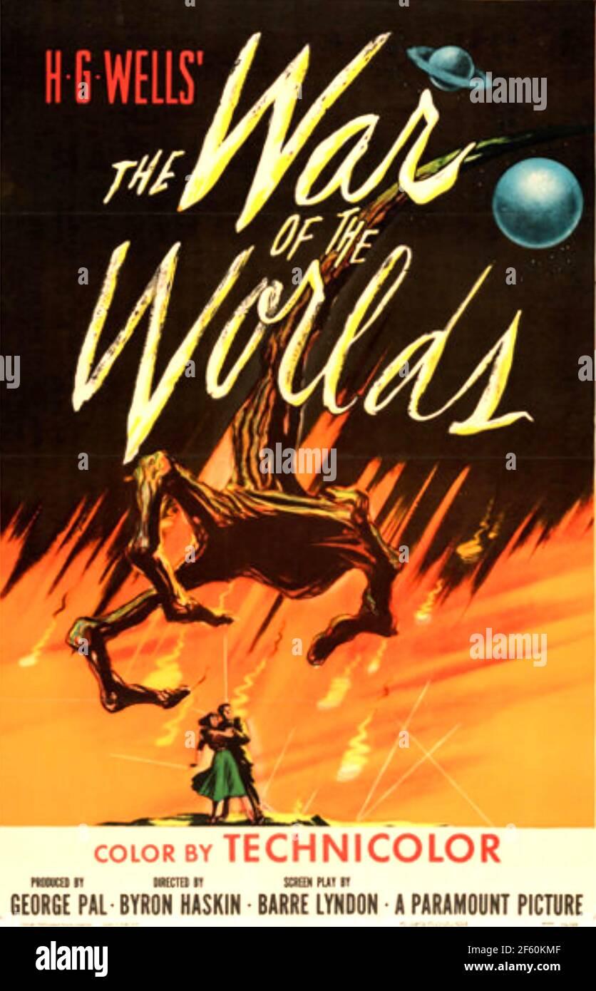 La Guerre Des Mondes 1953 : guerre, mondes, Worlds, Resolution, Stock, Photography, Images, Alamy