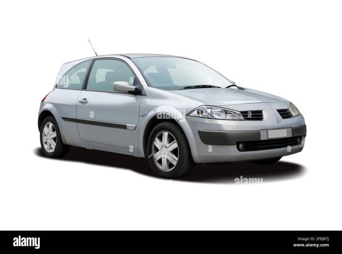 Renault Megane High Resolution Stock Photography And Images Alamy