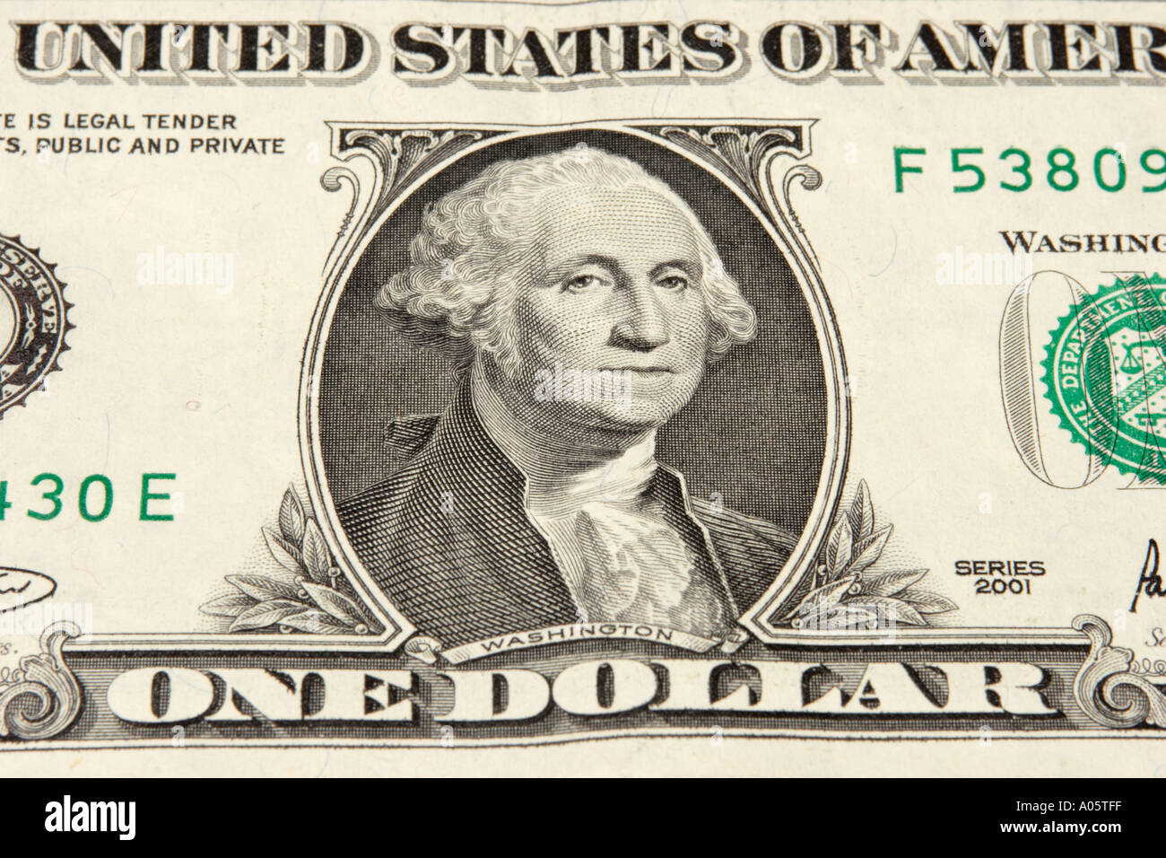 Money Usa American Currency Face Of George Washington On