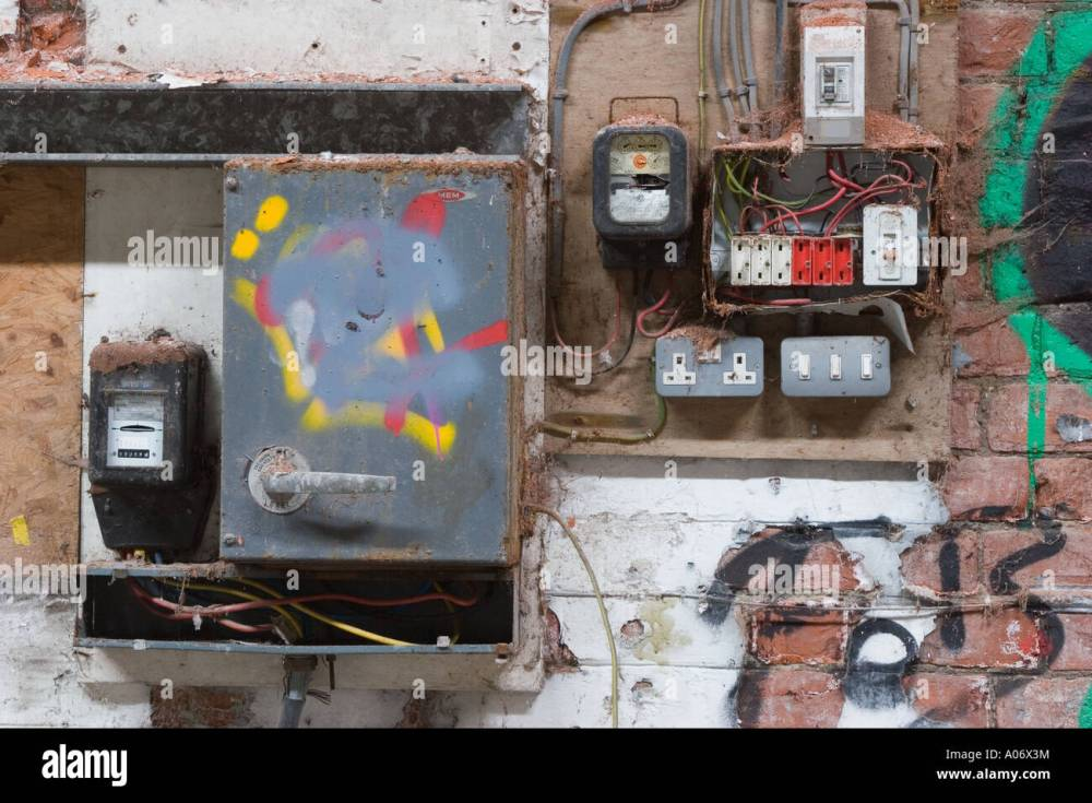 medium resolution of old electrical installation fuse board and distribution wylex fuse box instructions wylex fuse box change fuse