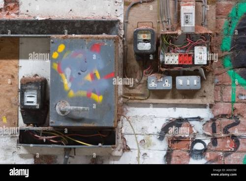 small resolution of old electrical installation fuse board and distribution wylex fuse box instructions wylex fuse box change fuse