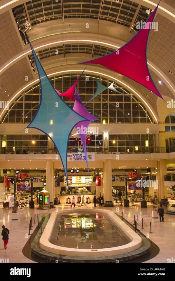 Cleveland Ohio Tower City Mall