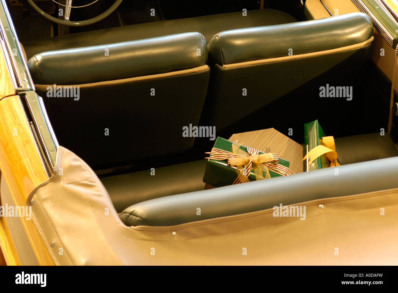 hight resolution of interior of a 1948 chrysler town and country convertible on display at the walter p chrysler