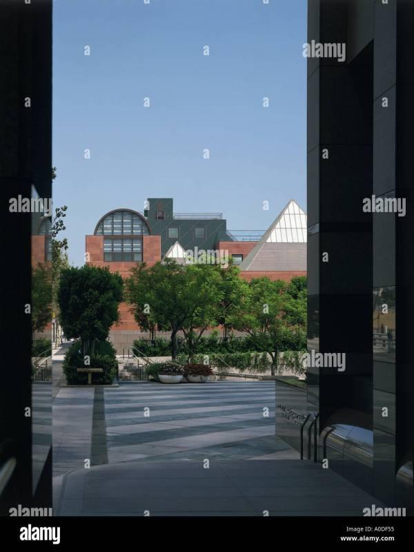 Contemporary Art Museum Los Angeles