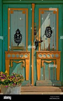 Tallinn Door Stock & - Alamy