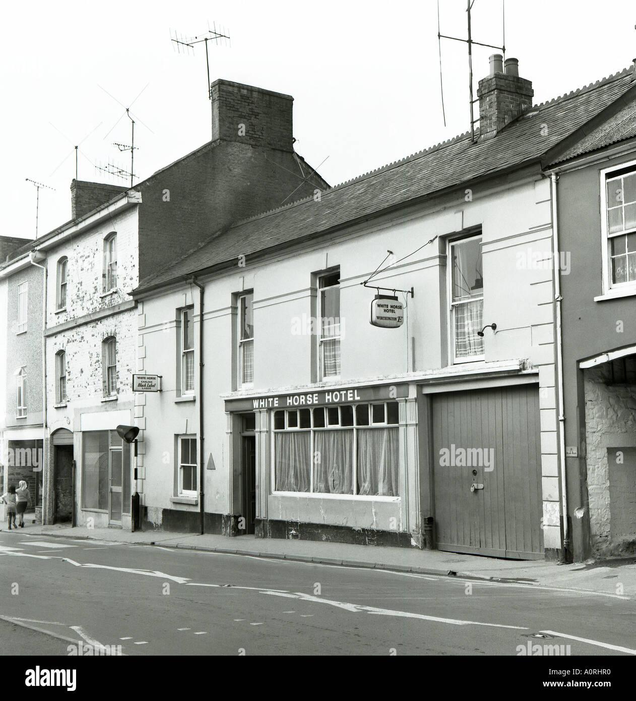 White Horse Hotel Ivybridge Near Plymoth Devon 1974