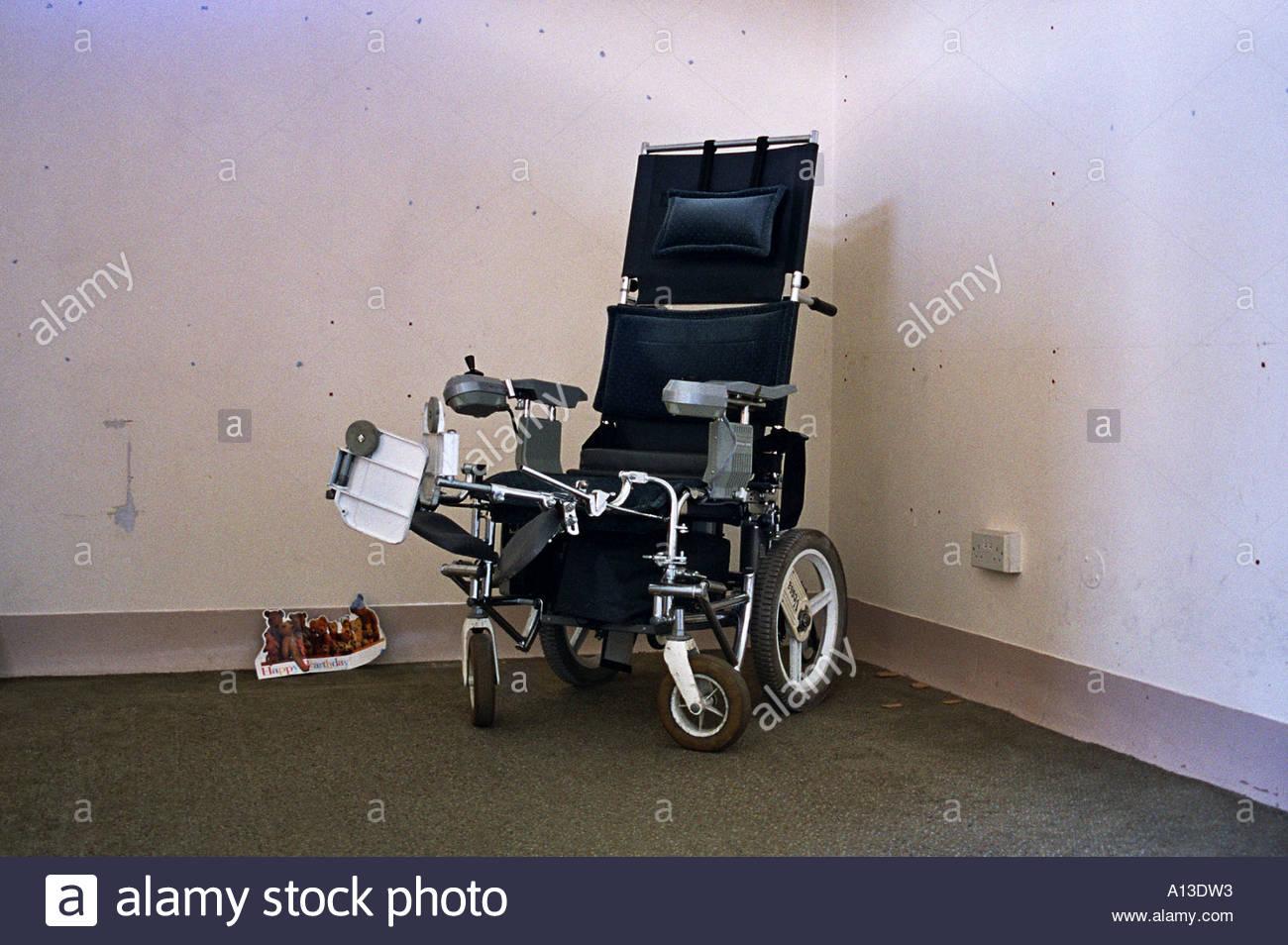 Electric Wheelchair Stock Photos Amp Electric Wheelchair