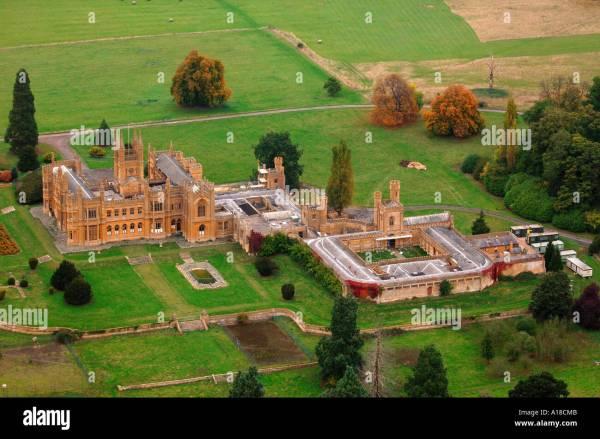 Toddington Manor In Gloucestershire Uk