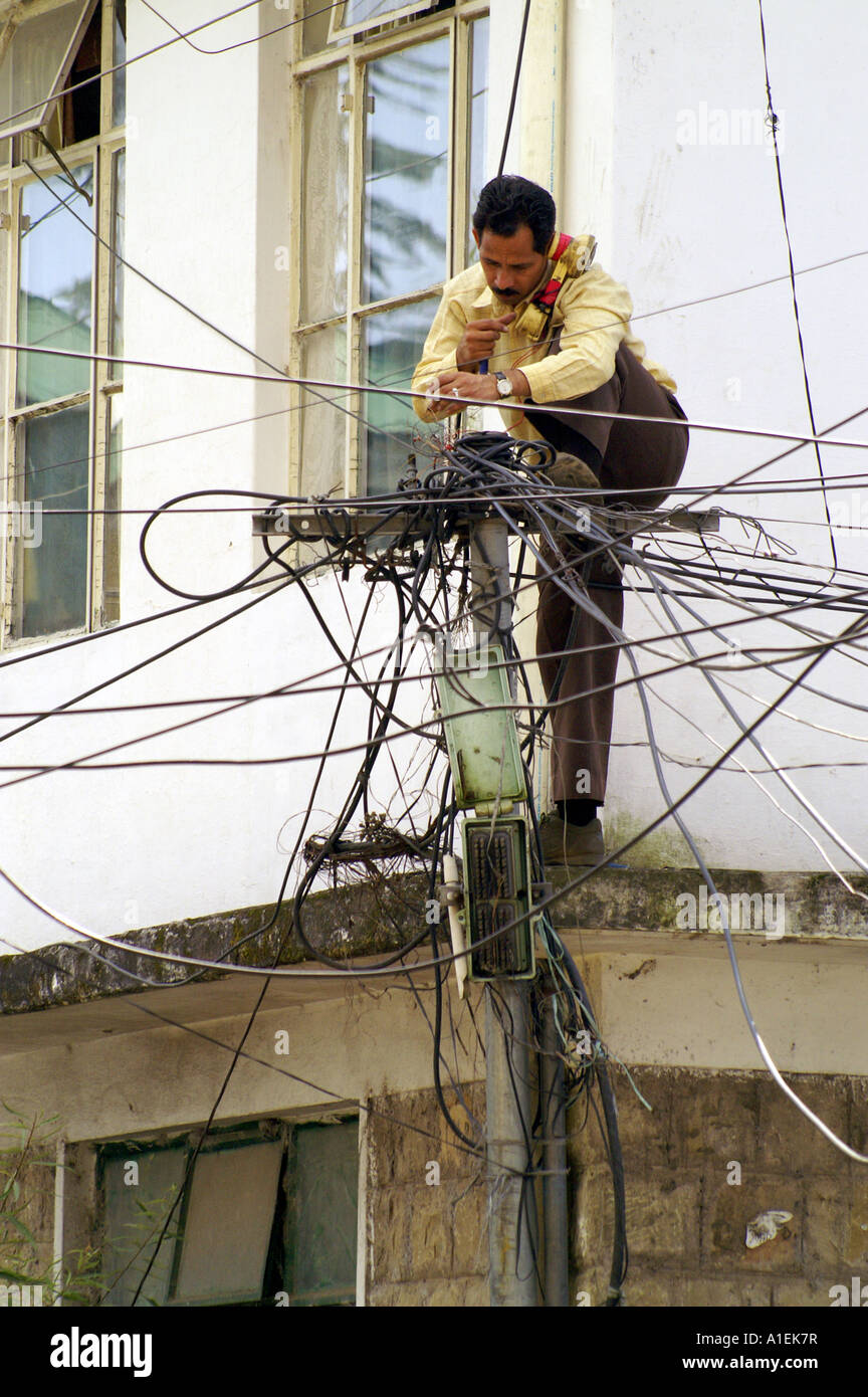 medium resolution of telephone lines india stock photos u0026 telephone lines india stock central locking system wiring