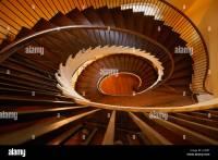 Staircase at Lowndes Grove Plantation Hotel, Charleston ...