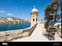 View Of Valletta And Grand Harbour Senglea