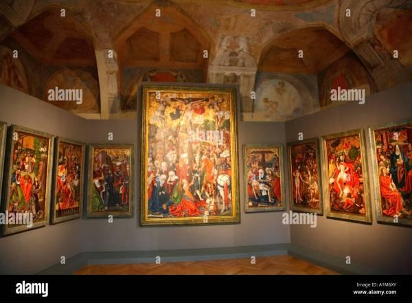 Prague National Gallery Art