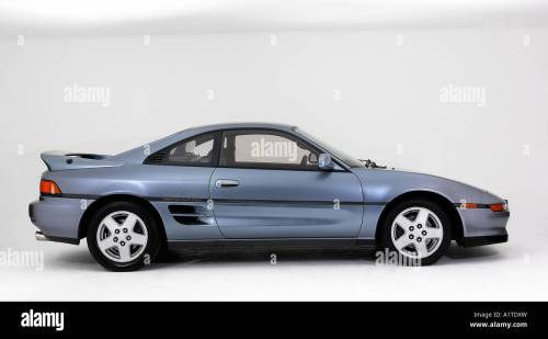 small resolution of 1992 toyota mr2 stock image