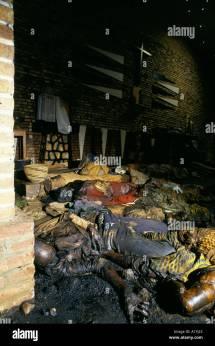 Rwanda 1994 Stock & - Alamy