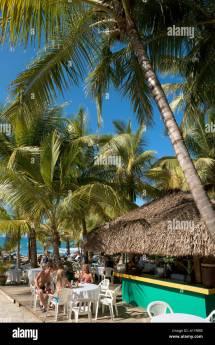 Beach Bar Casa Marina Reef Hotel Sosua Puerto Plata
