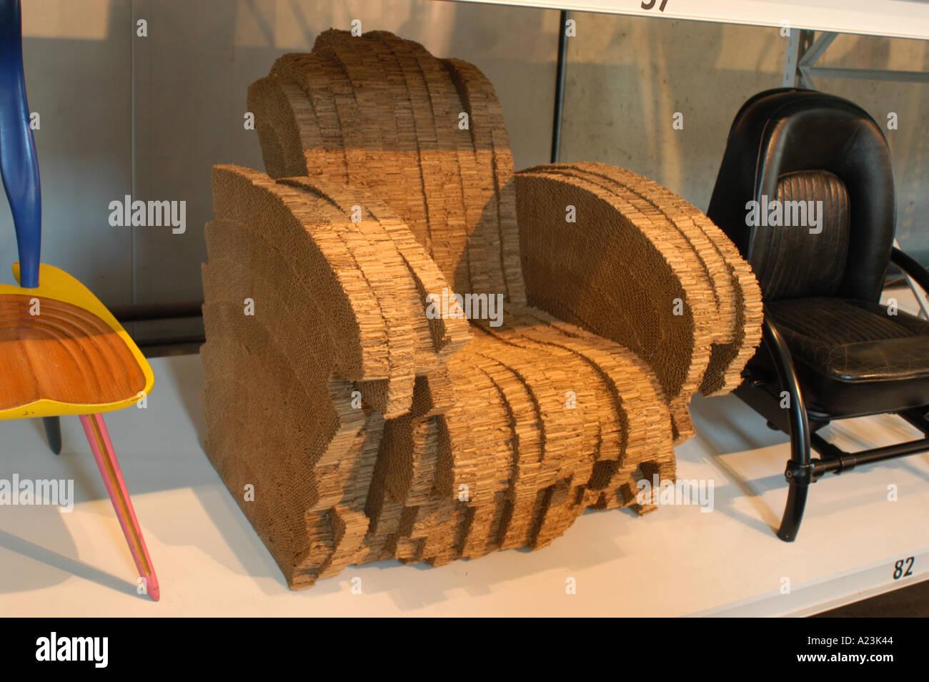 chair design museum horse saddle desk designer collection vitra weil am