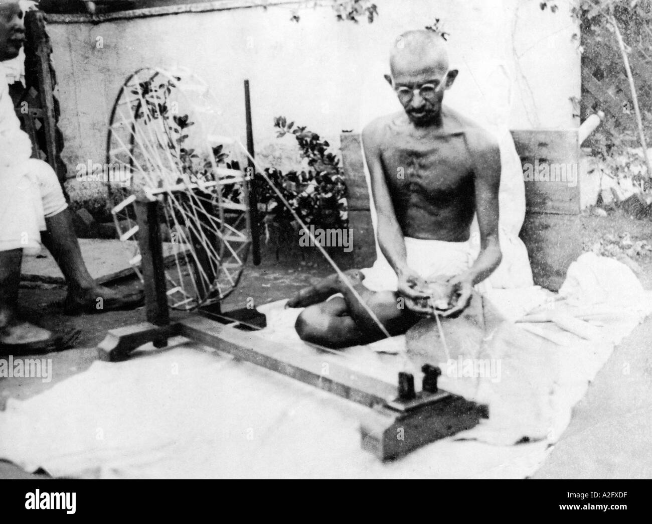 Gandhi Spinning Wheel