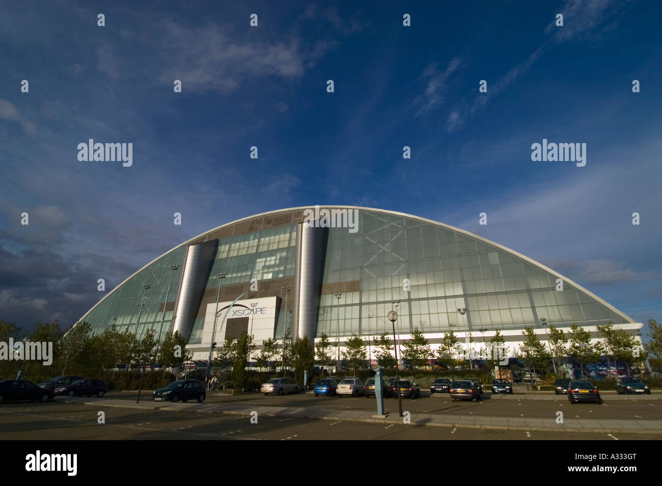 Milton Snow Keynes Dome