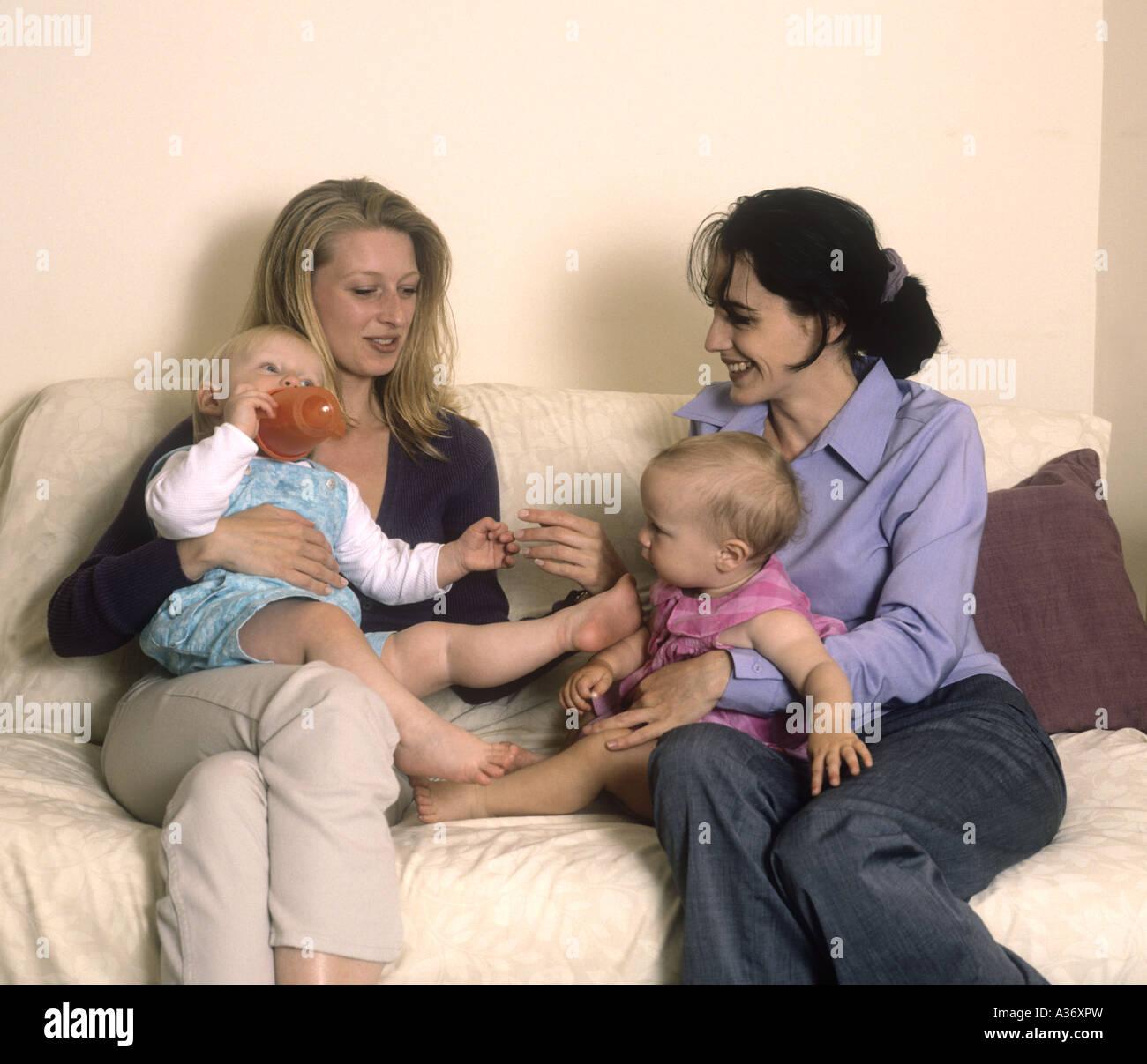 inflatable bubble sofa uk austin furniture child minder stock photos & images - alamy