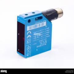 Photocell Switch Autometer Shift Light Wiring Diagram Industrial Sensor Stock Photo 6124663 Alamy