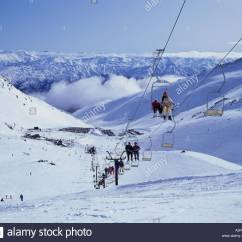 Buy Ski Lift Chair Dining Room Covers For Storage Remarkable Queenstown New Zealand Blue Sky Mountain