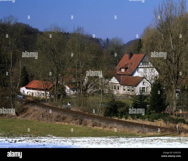 geography travel germany north