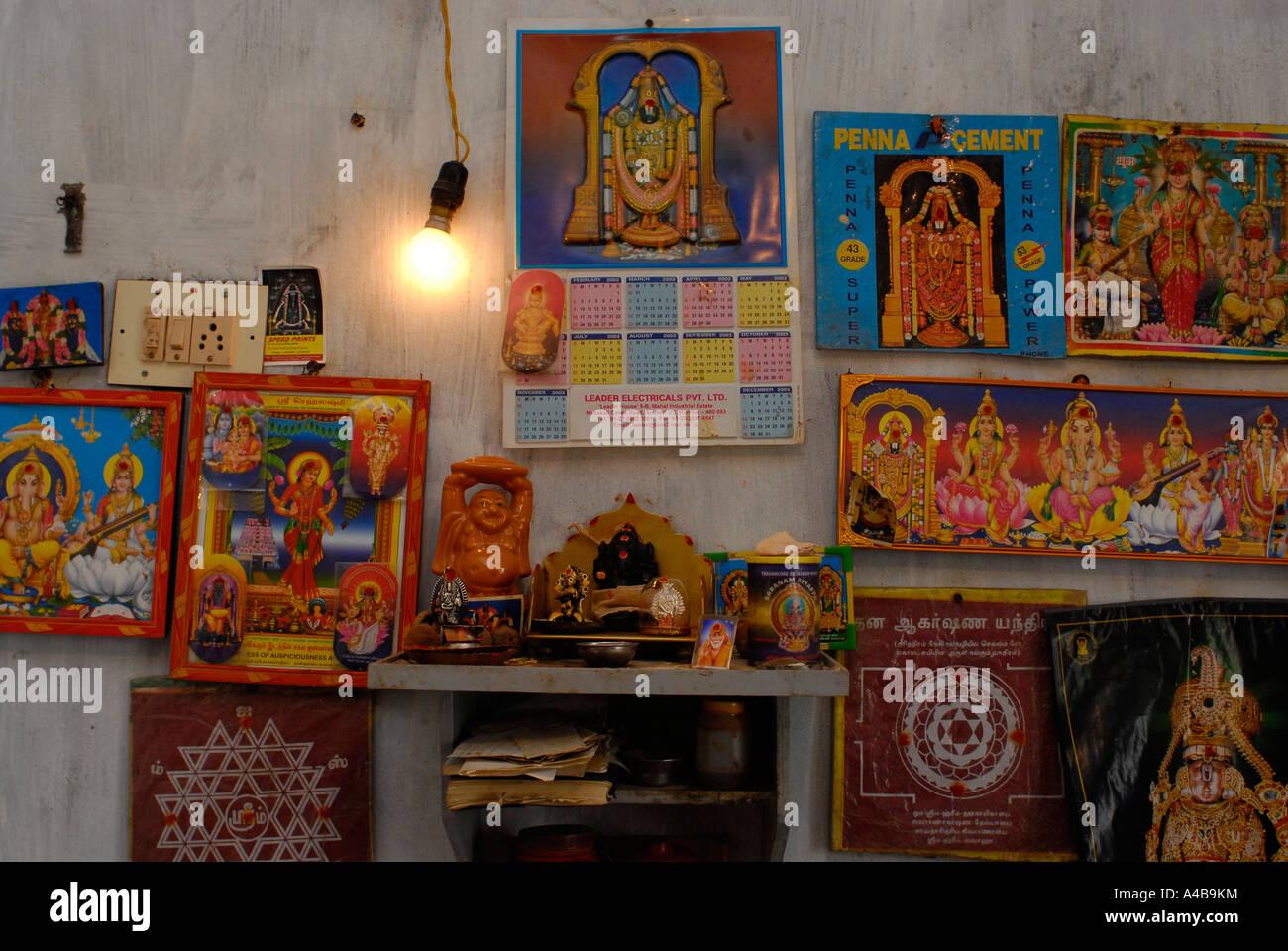 Best Kitchen Gallery: Stock Image Of Hindu Home Shrine To Shiva Stock Photo 10994935 Alamy of Hindu Altar At Home on rachelxblog.com
