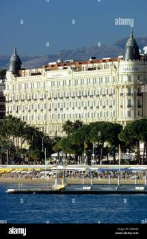 Carlton Hotel Cannes French Riviera
