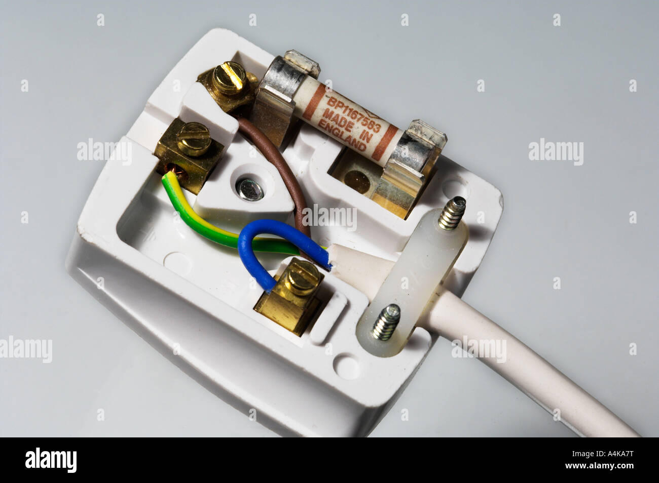 Mains Plug Wiring Uk