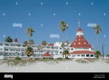 Famous Hotel Del Coronado San Diego