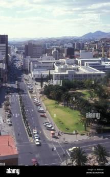 Windhoek Aerial Stock &