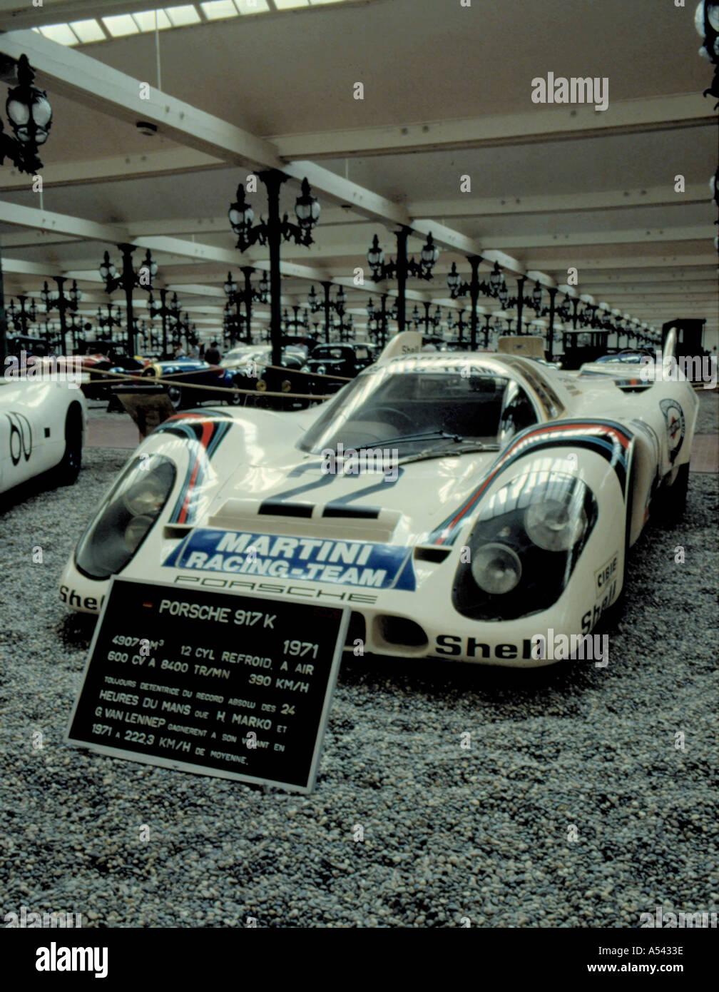 Musée De L'automobile Le Mans : musée, l'automobile, Museum, France, Resolution, Stock, Photography, Images, Alamy