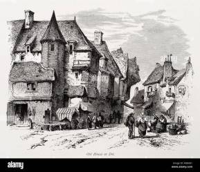 Page 2 Medieval Market Drawing High Resolution Stock Photography and Images Alamy
