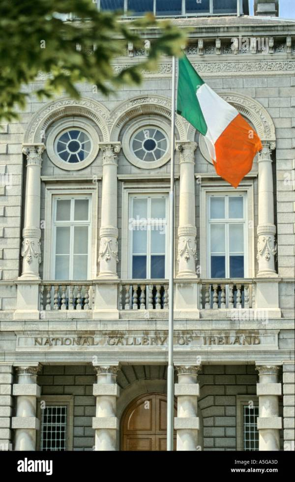 National Of Ireland Dublin Stock &