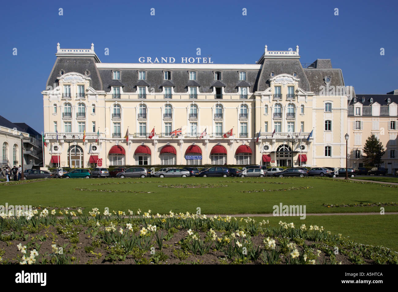 Hotel Cabourg Stock Photos Hotel Cabourg Stock Images Alamy