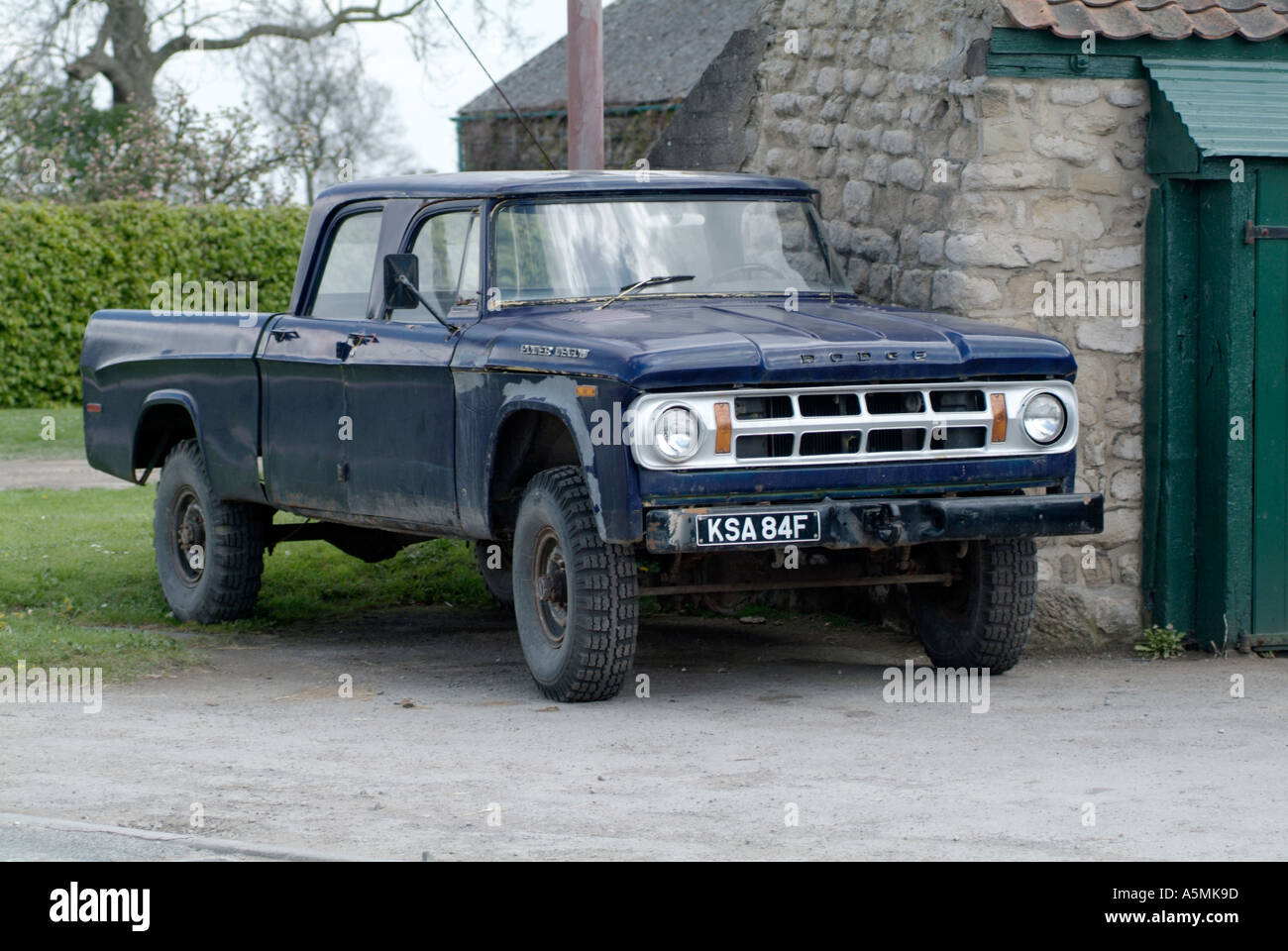 1971 Dodge Pickup Truck 1949 D100