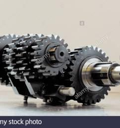 motorcycle gearbox cluster [ 1300 x 960 Pixel ]