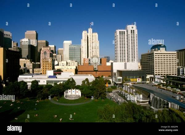 Moscone Center Stock & - Alamy