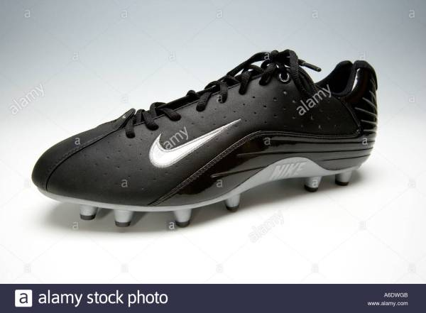 Nike Super Speed Football Cleat Worn