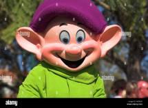 Dopey Dwarf Disney Stars And Motor Cars Parade